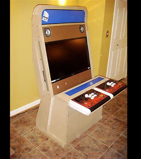 amazing fighter 4 arcade cabinet photo