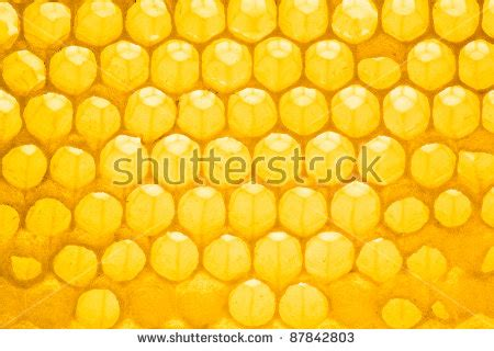 Ransel 3d Glossy Sweet Honey 1 honey honeycombssweet yellow background seamless pattern stock vector 405794143
