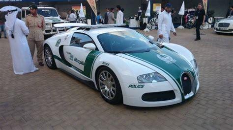 Cobra 6 Politie Auto by The Bugatti Veyron Of The Dubai