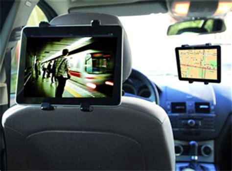 support tablette voiture entre 2 sieges support de tablette pour pare brise voiture et pour si 232 ge