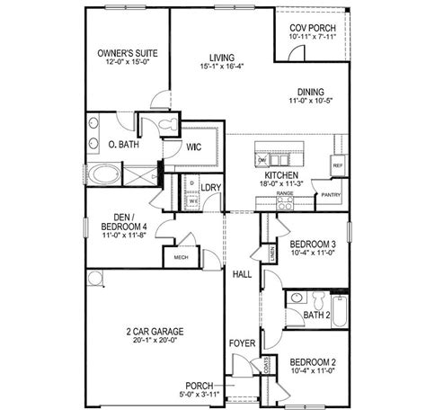 dr horton home plans luxury d r horton eaton floor plan