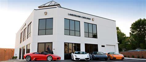 Lamborghini Dealership Greensboro Nc Change Racing Lamborghini Carolinas