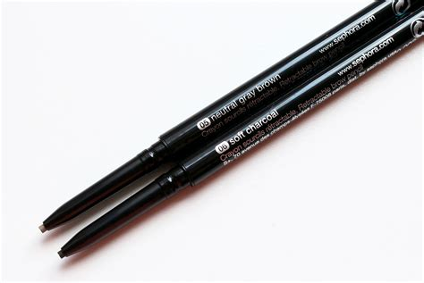 be linspired sephora retractable brow pencil review photo swatches