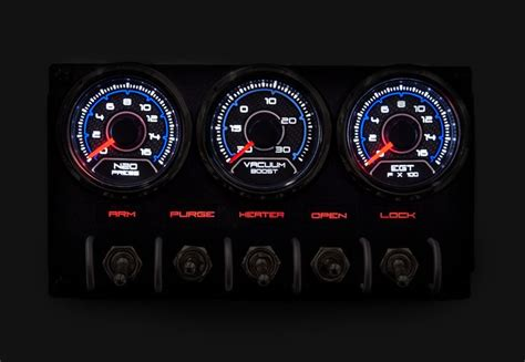Panel Spedometer Custom Starlet 17 best images about rockers and switches on tow truck custom trucks and the o jays