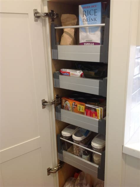 ikea roll out shelves decorate ikea pull out pantry in your kitchen and say