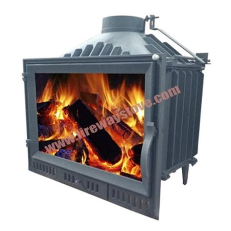 chinese manufacturers insert stove cast iron material wood