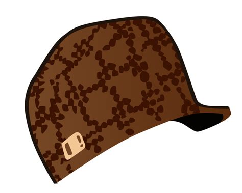 understanding the internet scumbag hat
