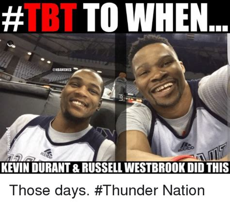 Westbrook Meme - 15 russell westbrook and kevin durant memes that will make