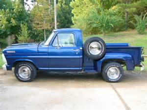 1967 Ford Truck Moved