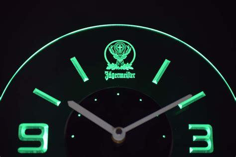 aliexpress com buy cnc0572 jagermeister illuminated 3d