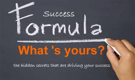 Success Formula why you need a 5 step formula to stop the bleeding in your