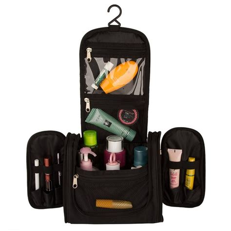 three great ideas for the s toiletry bag