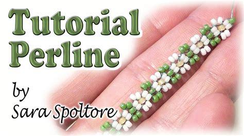 fiori fatti con perline tutorial perline come fare un fiore con perline come