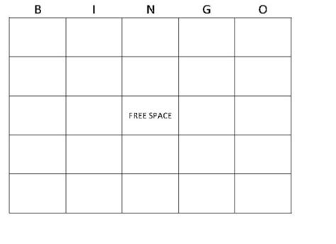 make your own bingo cards template kgs code de a free bingo card generator by perceptus