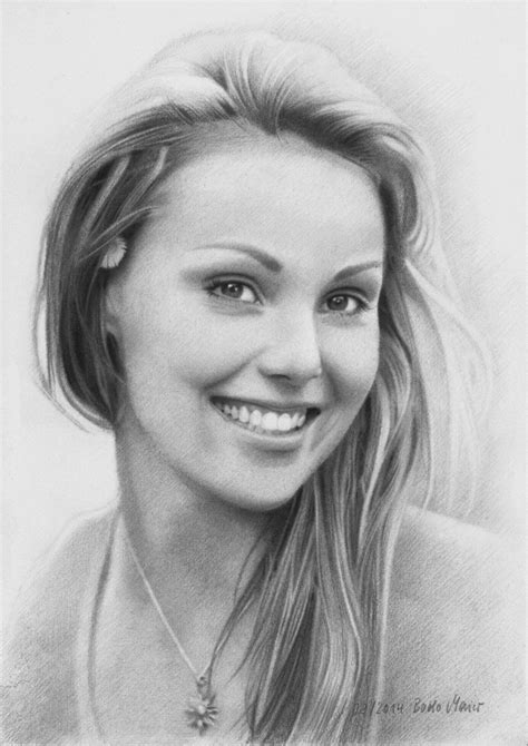 how to draw a portrait portrait drawing hyperrealism gallery of bodo maier