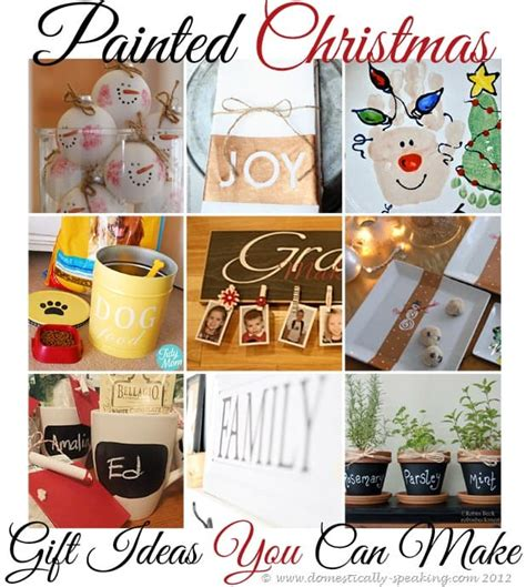 155th power of paint party painted christmas gift ideas