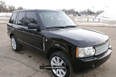 service manual 2006 land rover range rover rear wheel removal buy used 2006 land rover range