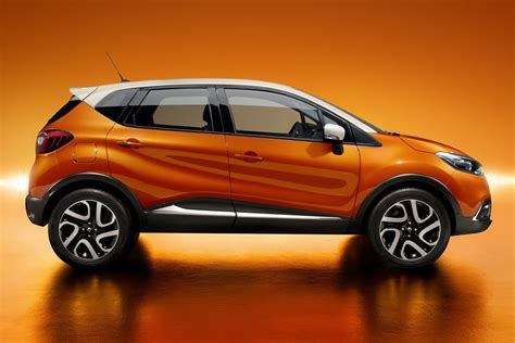 Renault Captur Crossover Photos Revealed Autotribute