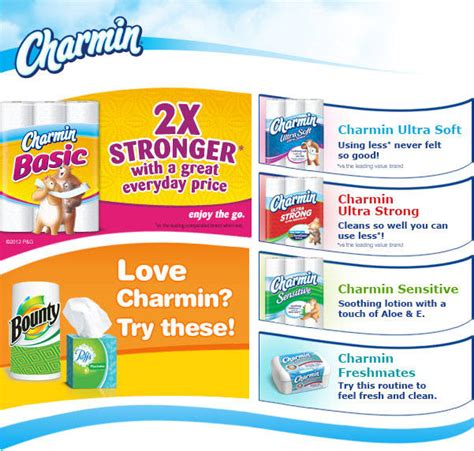 What Company Makes Charmin Toilet Paper - charmin basic toilet paper 16 rolls