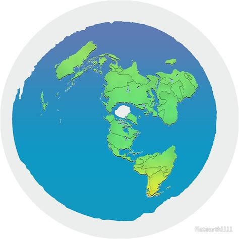 quot flat earth map azimuthal equidistant projection high