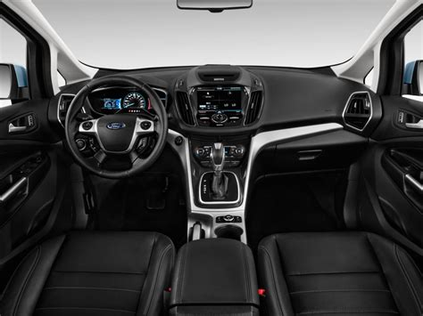 image  ford  max hybrid dr hb sel dashboard size    type gif posted