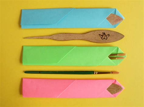 Paper Folding Tool - origami fold a to carry the multi use