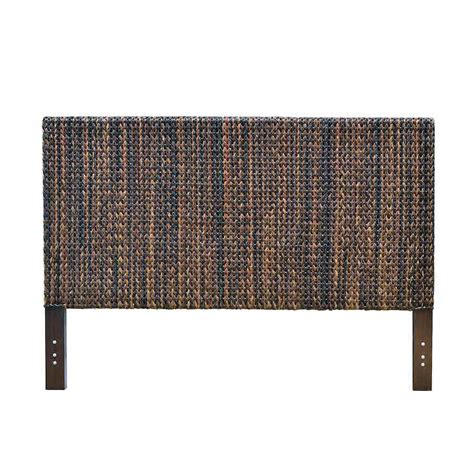 palecek sweaterweave headboard 7810 wicker rattan