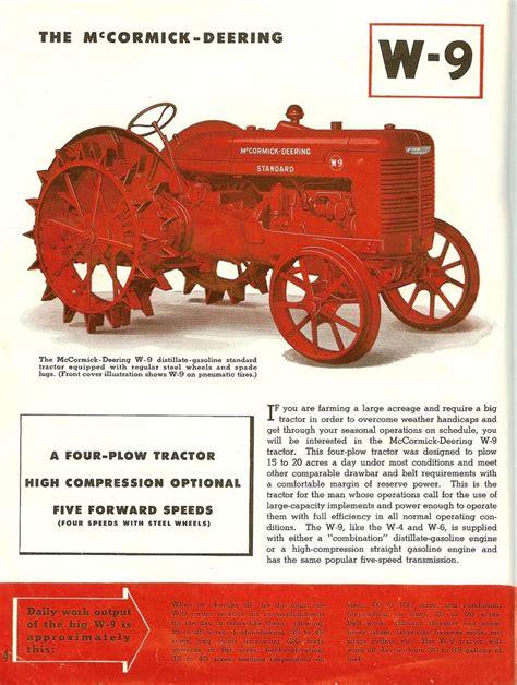 pin by antoni millson on int pinterest 1940s mccormick deering tractors international harvester