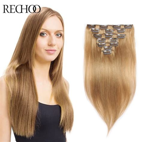 yaki clip in human hair extensions aliexpress buy clip in human hair