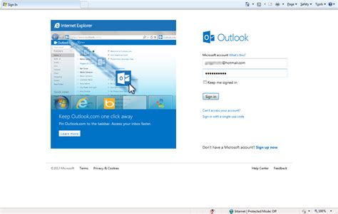 move your hotmail com account to an outlook com account