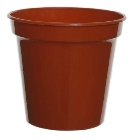 Terracotta Pots Buy 38cm Plastic Terracotta Garden Pot