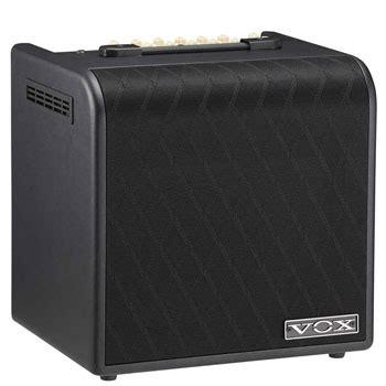 aga70 70 watt acoustic guitar combo 2 channel by vox