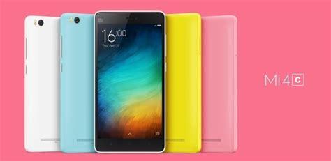 Hp Xiaomi Mi4c Terbaru harga xiaomi mi4c terbaru dan spesifikasi lengkap april