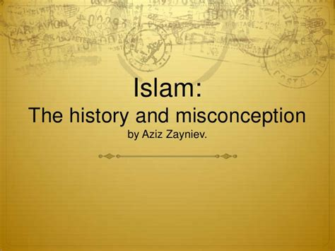 Presentation Islam Islamic Powerpoint