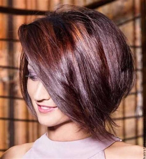 get stacked inverted bob inverted bob pinterest short hairstyle 2013
