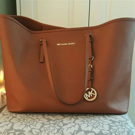michael kors brown tote offers welcome it s completely