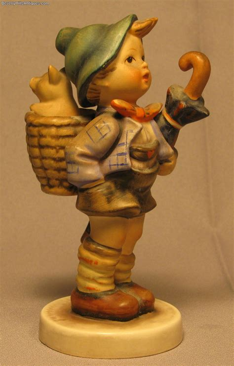 hummel figurine home from market trademark 4 for sale