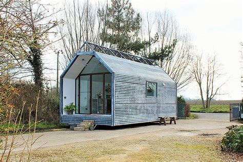 contemporary tiny houses contemporary shepherd huts from by alabaster