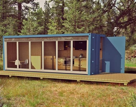small shipping container homes container house design