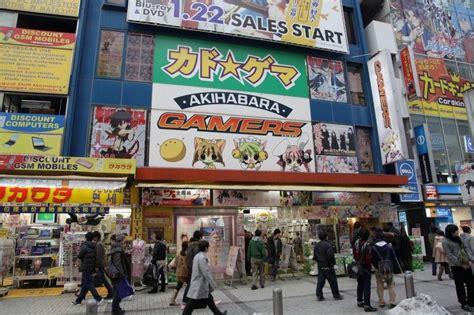 P Animestore by 3 Must Go Anime Stores In Japan Akhibara Anime Amino