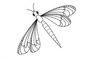 dragonfly template 18 dragonfly templates crafts colouring pages free