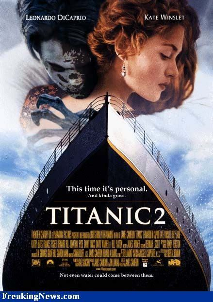 titanic boat poster titanic 2 the boat sinks again geek pinterest