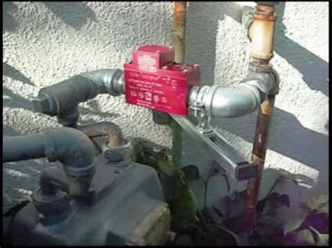 earthquake gas shut off valve earthquake gas shut off valve