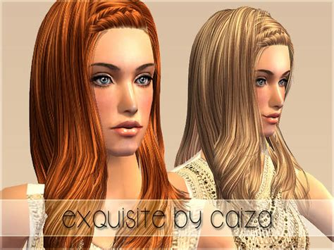 hair download the sims 2 caiza s exquisite hair