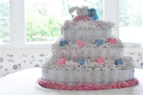 how to make a cake centerpiece for baby shower craftily after cake