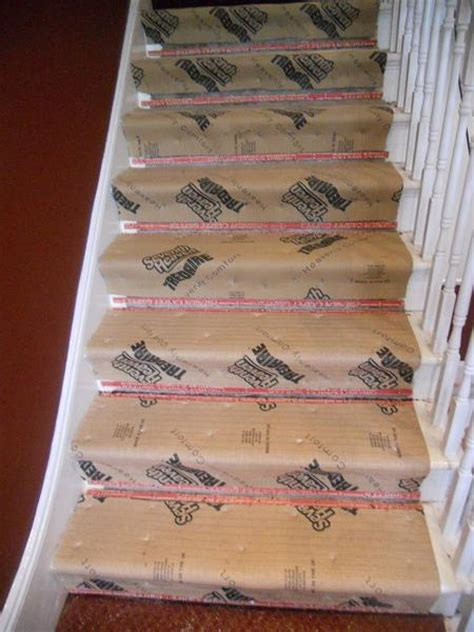 Which Carpet Underlay For Stairs - communal stairs and landings