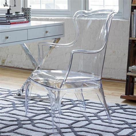 chaise transparente fly pourquoi choisir la chaise design transparente
