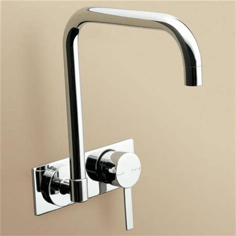 Caroma Kitchen Sinks Caroma Liano Kitchen Laundry Wall Wels Sink Mixer Tap Chrome