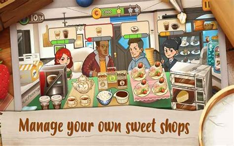 cafe hack apk dessert chain caf 233 waitress mod apk unlimited money 0 8 2 andropalace