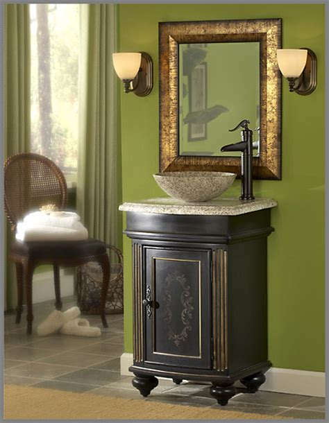 bathroom vessel vanity make a style statement in your bathroom with a vessel sink